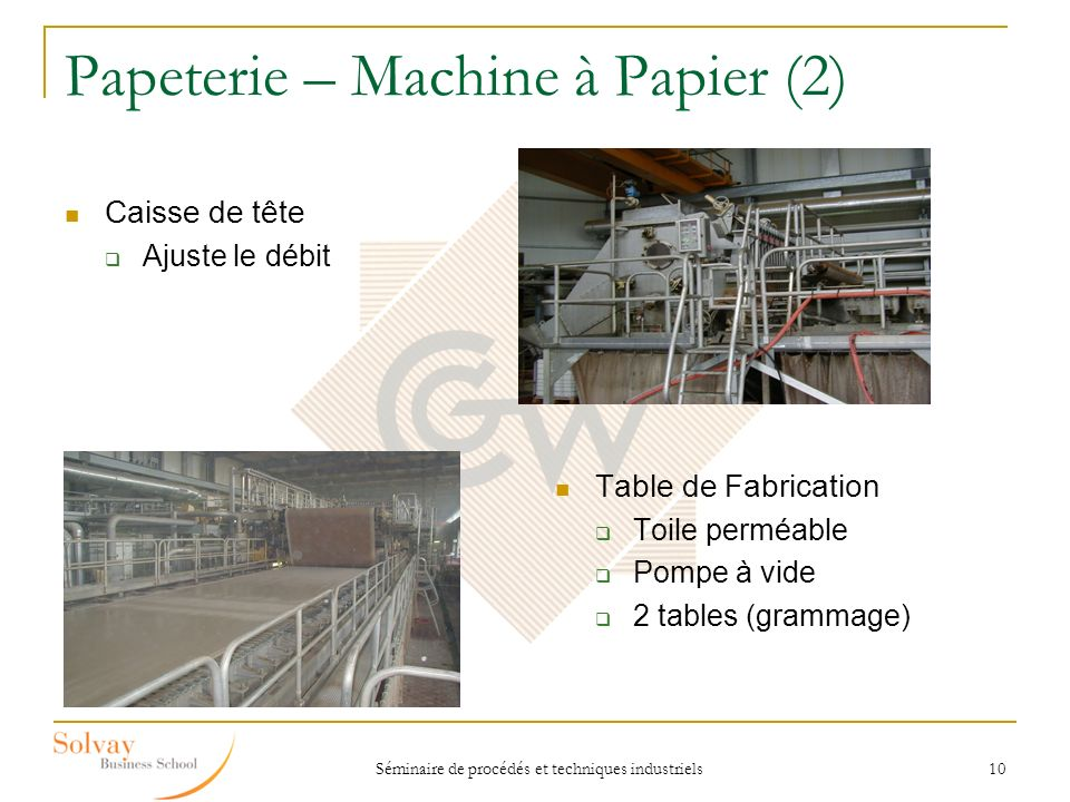 Papeterie – Machine à Papier (2)