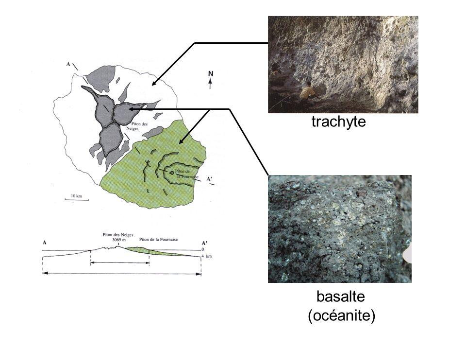 trachyte basalte (océanite)