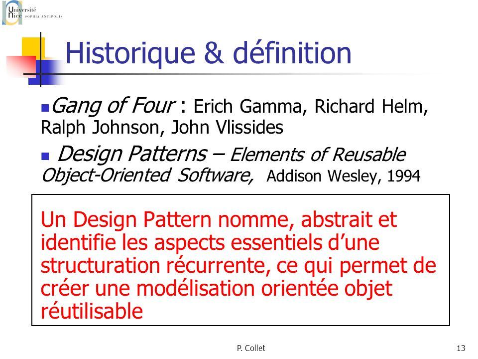 Historique & définition