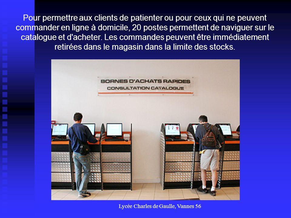 Lycée Charles de Gaulle, Vannes 56