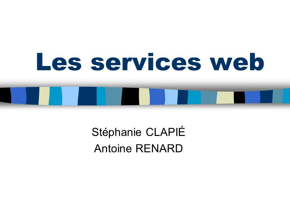 Stéphanie CLAPIÉ Antoine RENARD