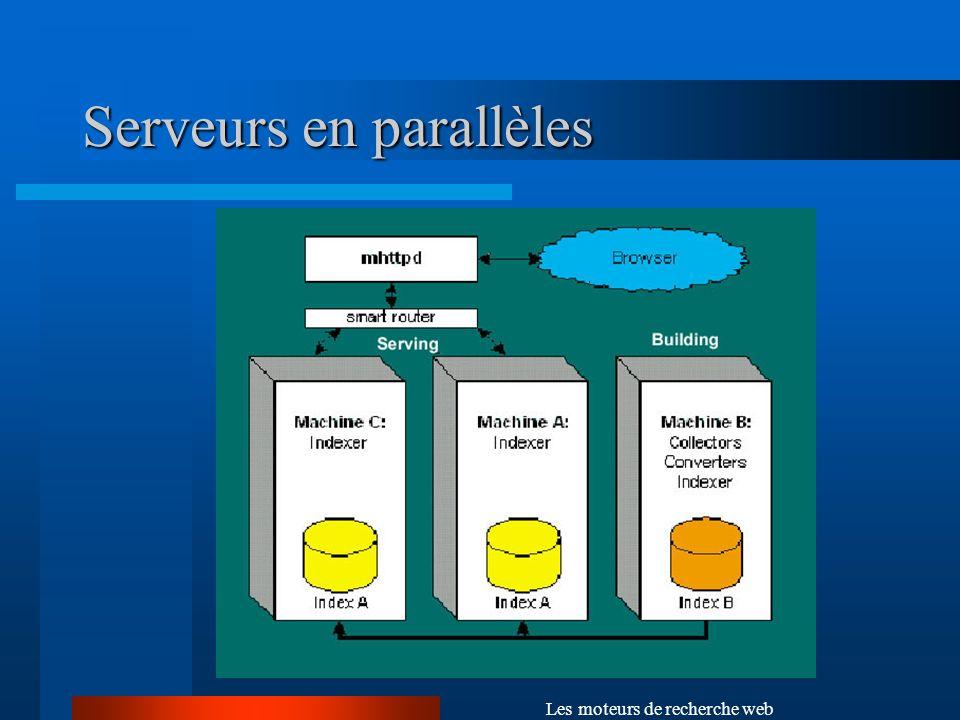 Serveurs en parallèles