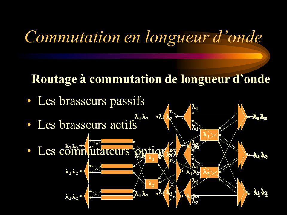 Commutation en longueur d'onde