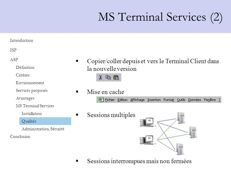MS Terminal Services (2)