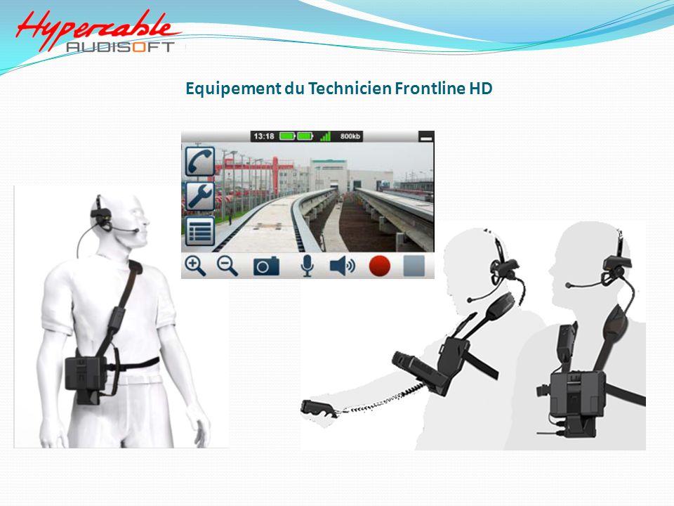 Equipement du Technicien Frontline HD