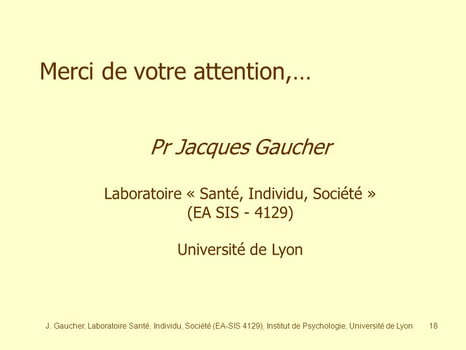 Laboratoire « Santé, Individu, Société »