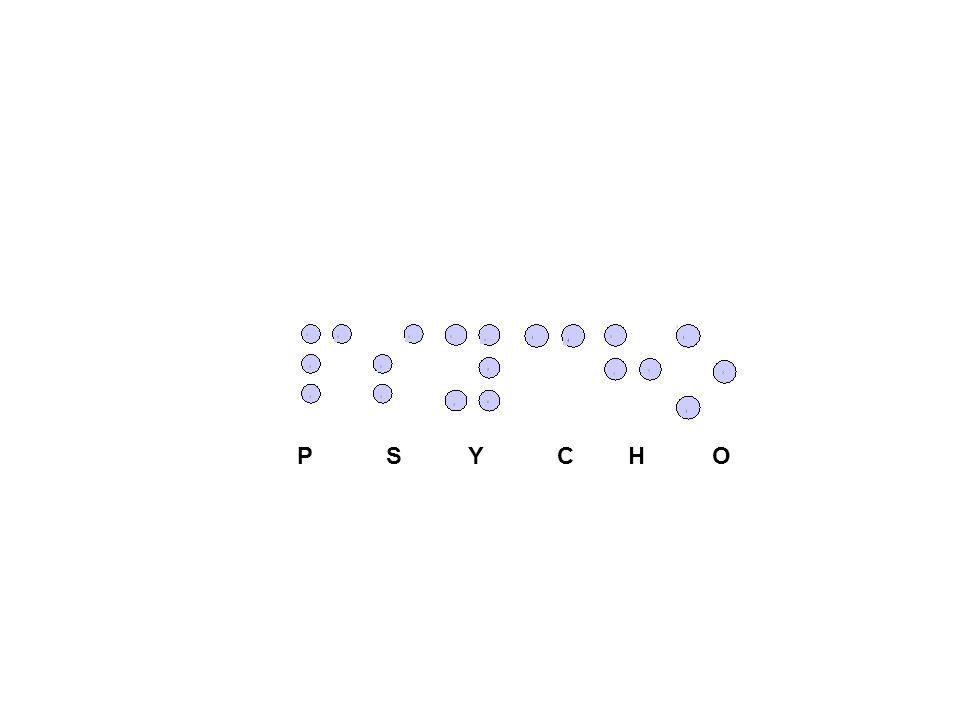 P S Y C H O
