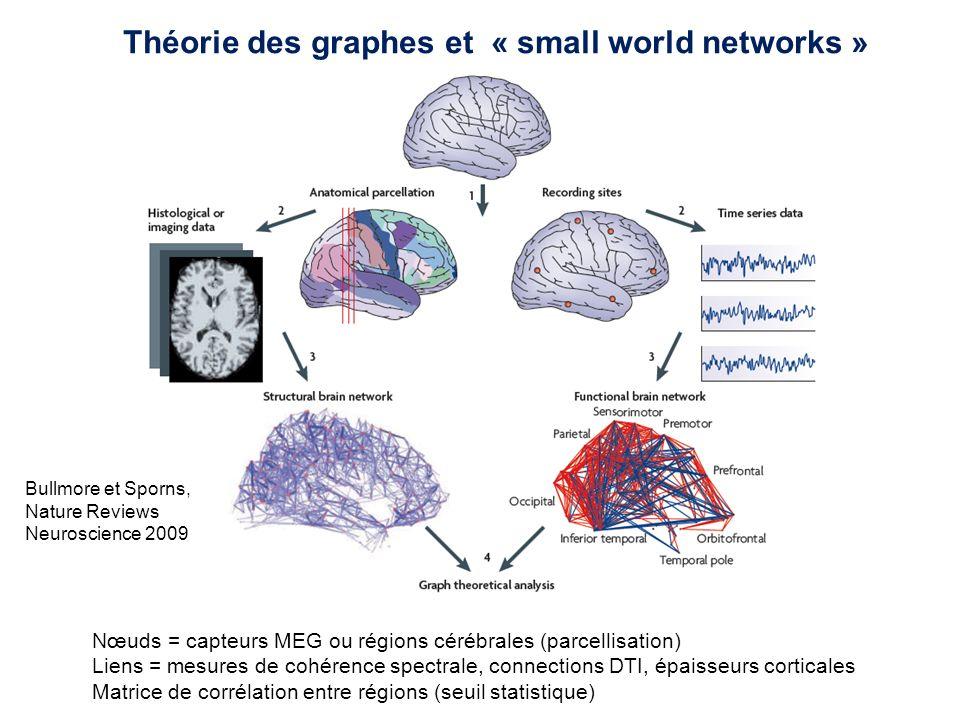 Théorie des graphes et « small world networks »