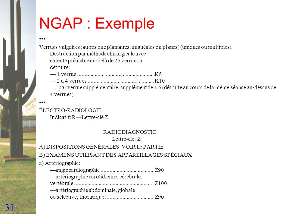 NGAP : Exemple •••