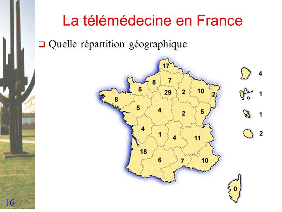 La télémédecine en France