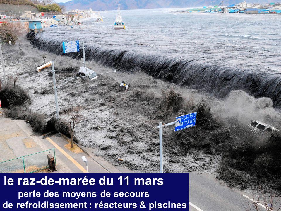 le raz-de-marée du 11 mars