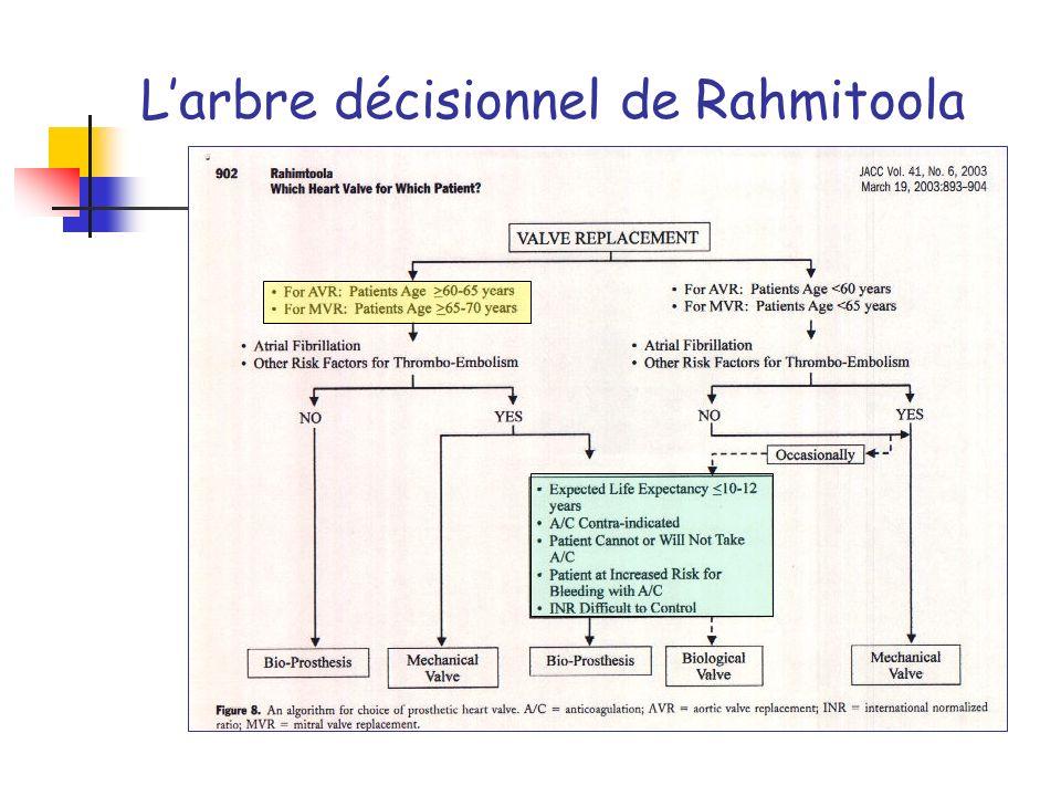L'arbre décisionnel de Rahmitoola