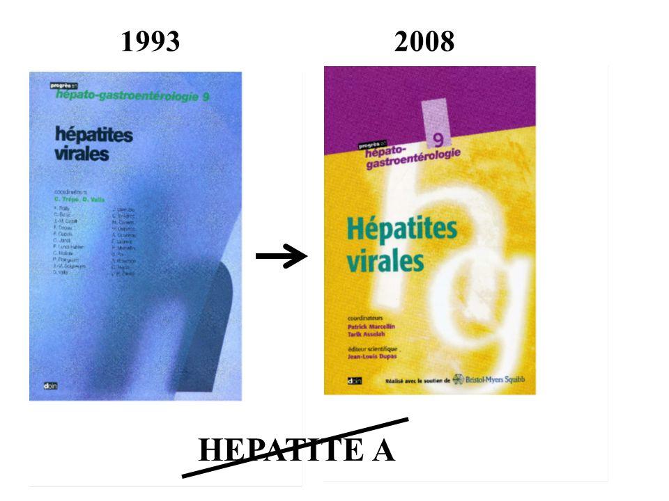 1993 2008 HEPATITE A