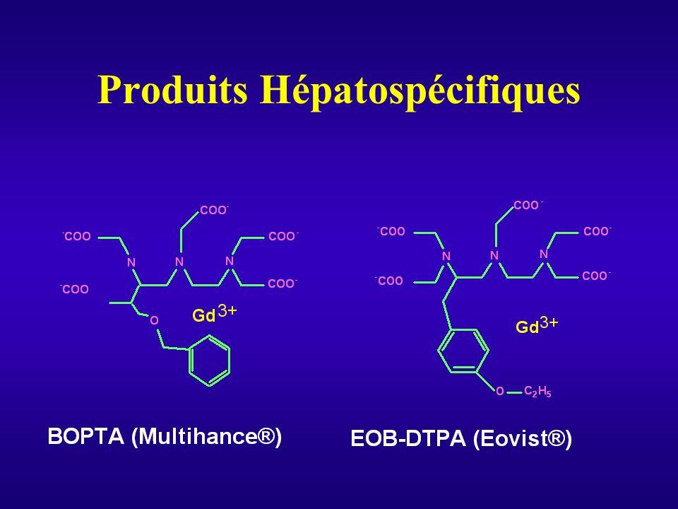 Produits Hépatospécifiques