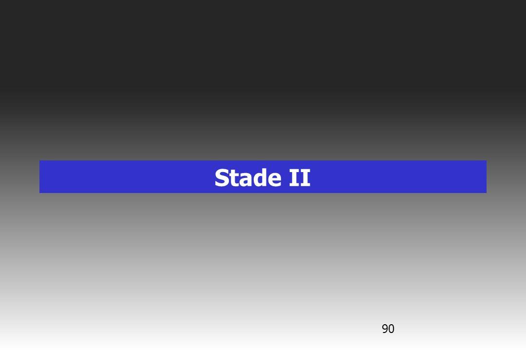 Stade II