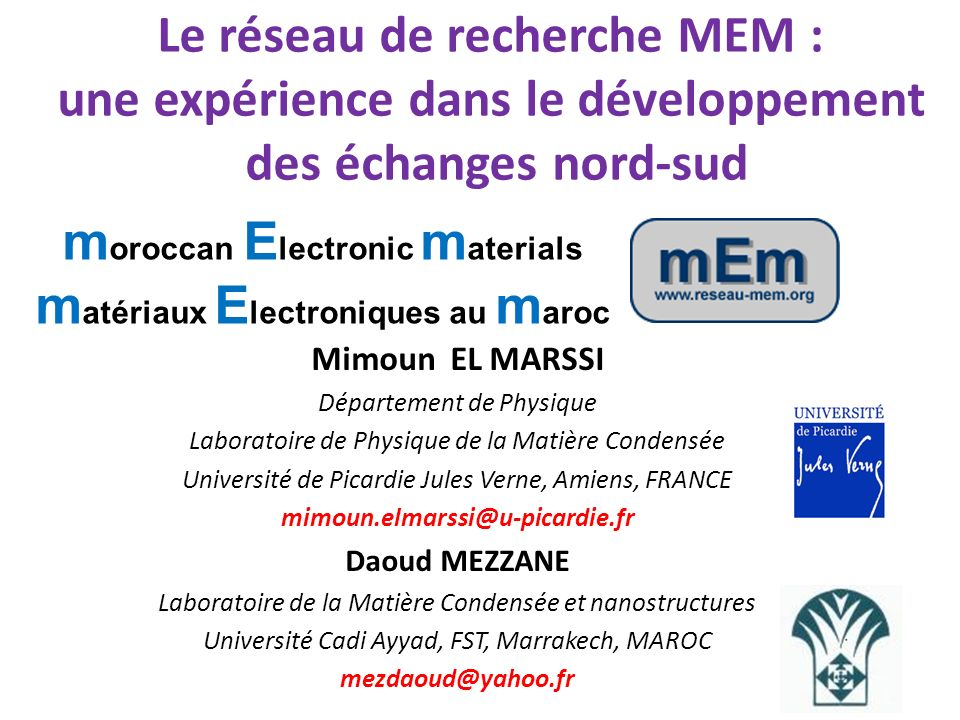 moroccan Electronic materials matériaux Electroniques au maroc