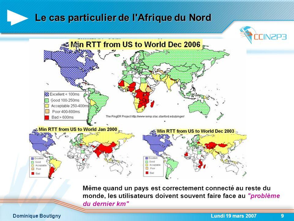 Le cas particulier de l Afrique du Nord