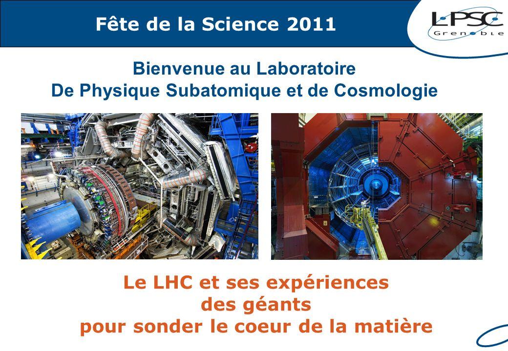 Bienvenue au Laboratoire De Physique Subatomique et de Cosmologie