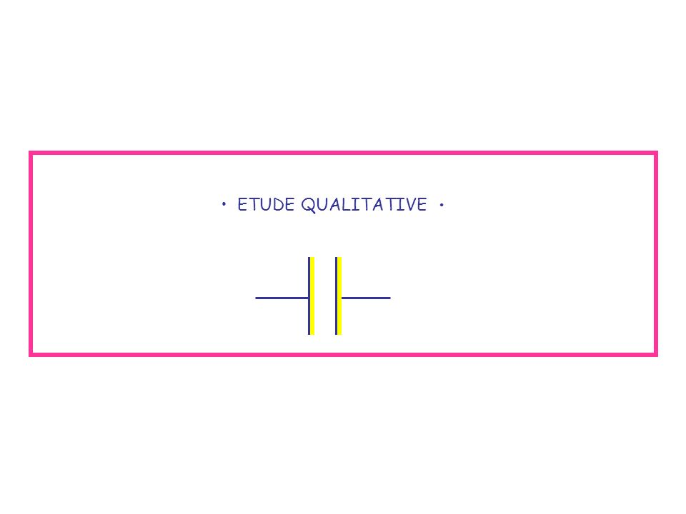 ETUDE QUALITATIVE •