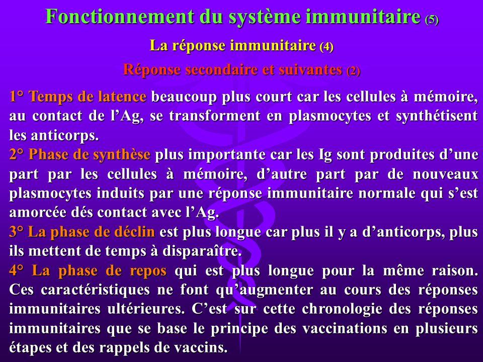 Fonctionnement du système immunitaire (5)