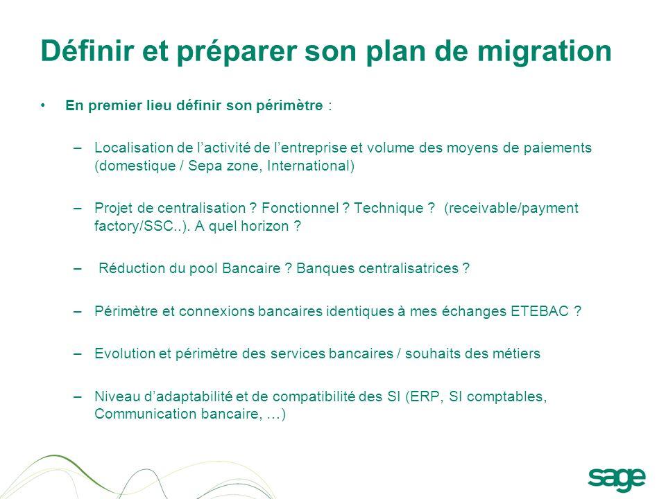 Définir et préparer son plan de migration