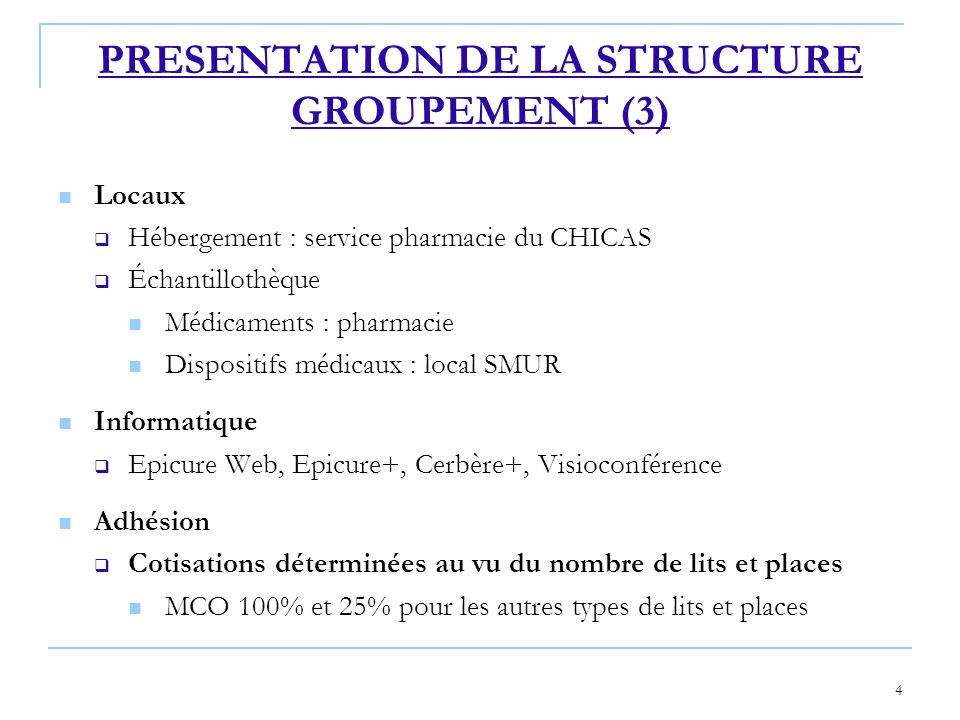 PRESENTATION DE LA STRUCTURE GROUPEMENT (3)