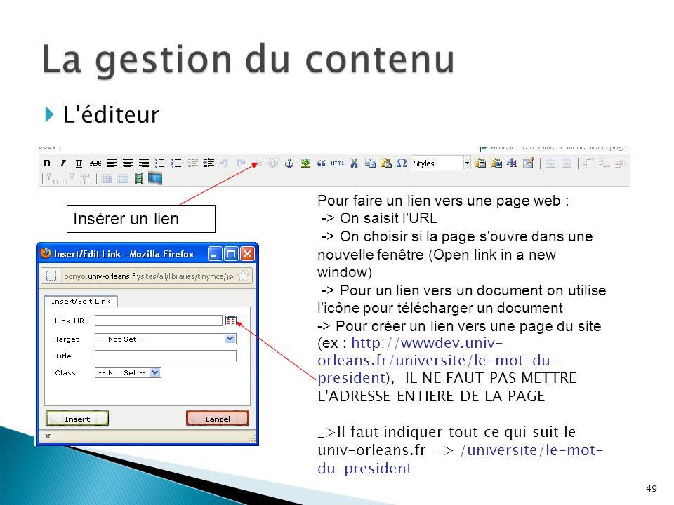 El ments de vocabulaire ppt t l charger for Ouvrir un lien dans une nouvelle fenetre html