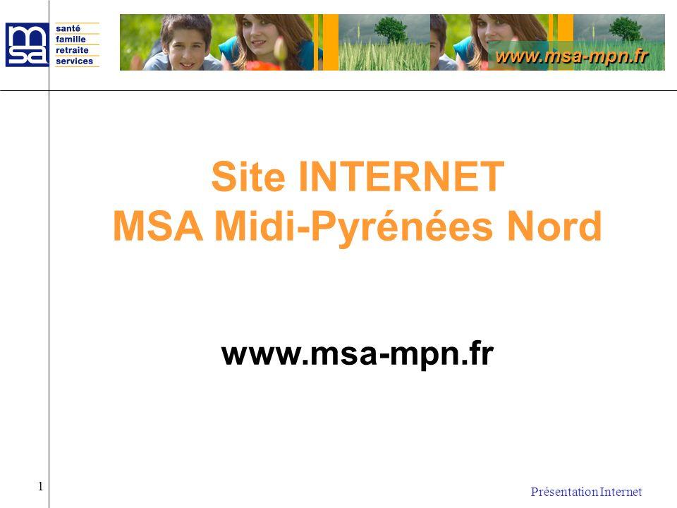 MSA Midi-Pyrénées Nord