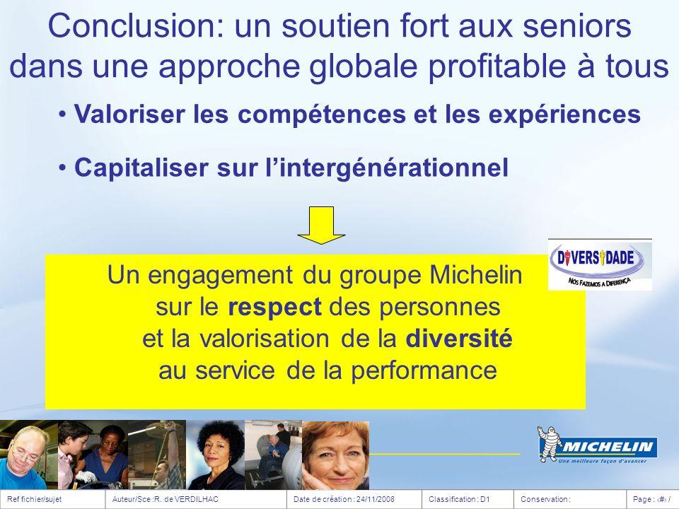Conclusion: un soutien fort aux seniors dans une approche globale profitable à tous