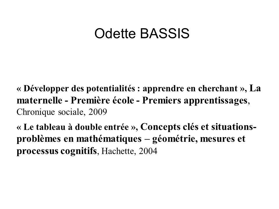 Odette BASSIS