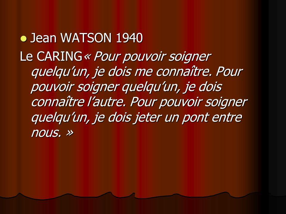Jean WATSON 1940