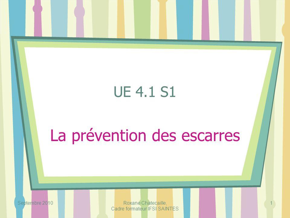 La prévention des escarres