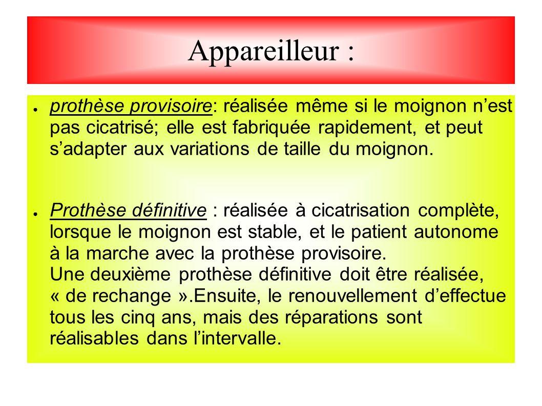 Appareilleur :