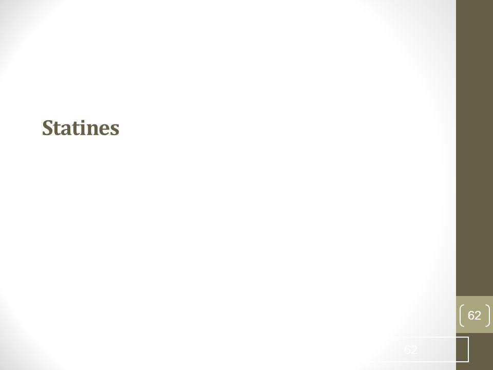 Statines 62