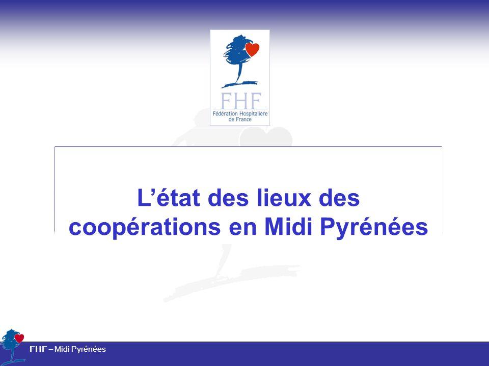 L'état des lieux des coopérations en Midi Pyrénées
