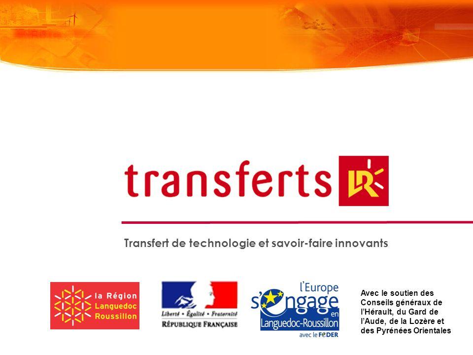 Avec le soutien des Conseils généraux de l'Hérault, du Gard de l'Aude, de la Lozère et des Pyrénées Orientales