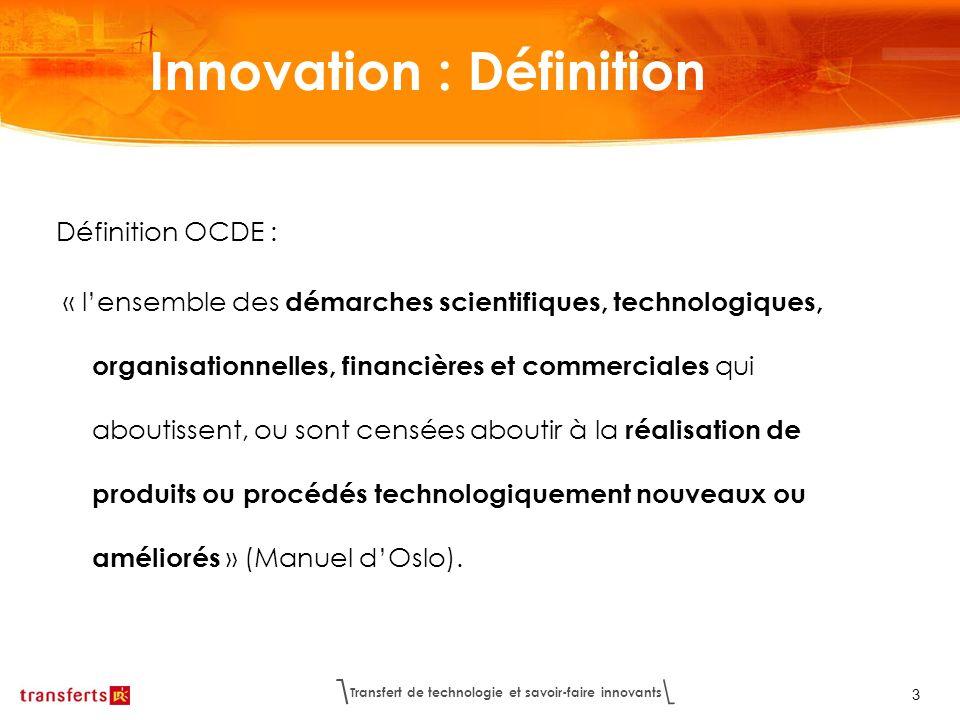 Innovation : Définition