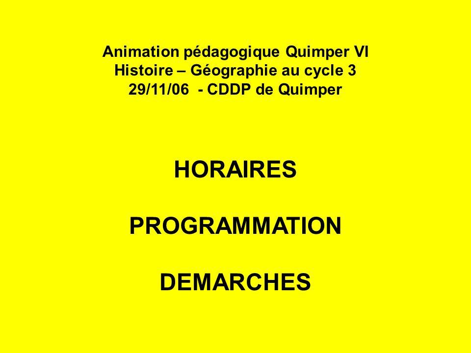 Animation pédagogique Quimper VI