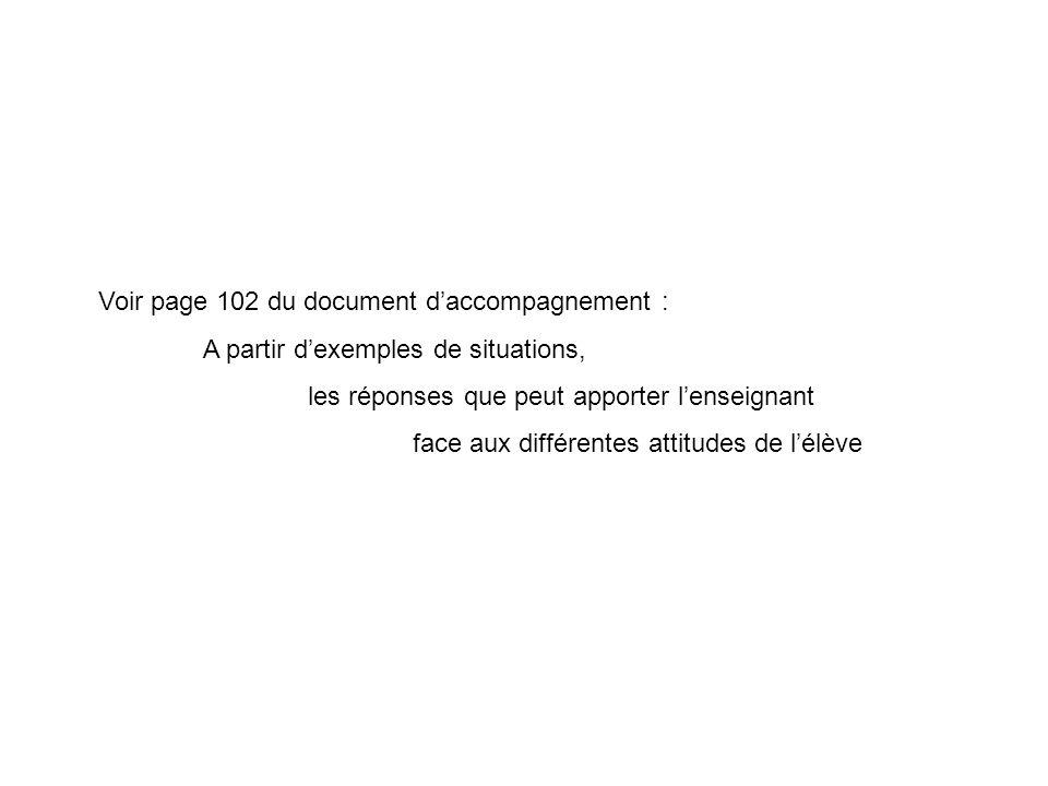 Voir page 102 du document d'accompagnement :