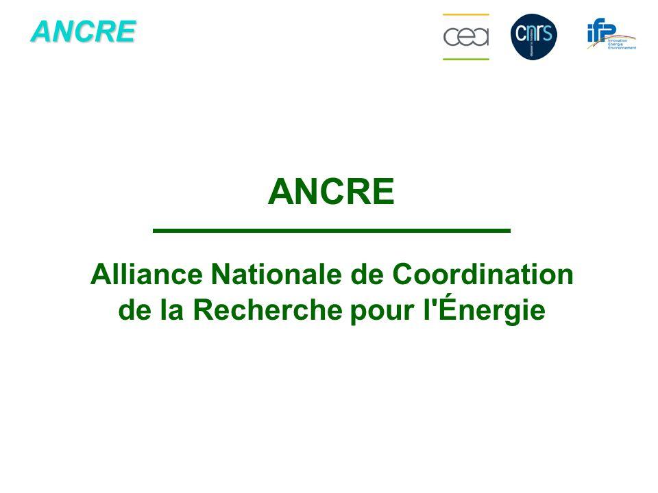 Alliance Nationale de Coordination de la Recherche pour l Énergie