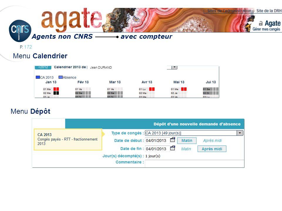 Agents non CNRS avec compteur