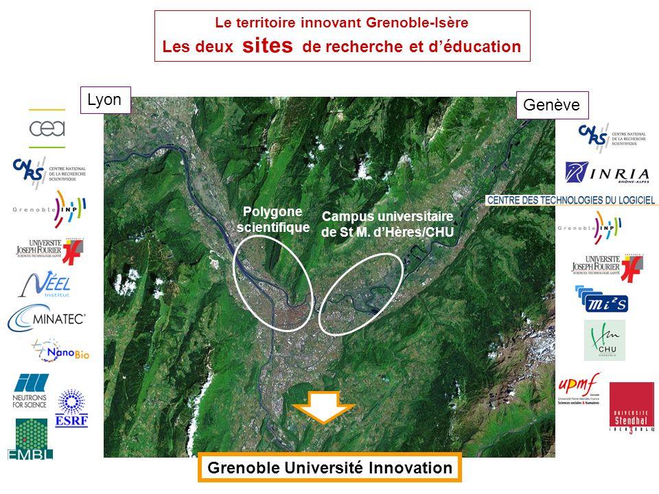 Les deux sites de recherche et d'éducation
