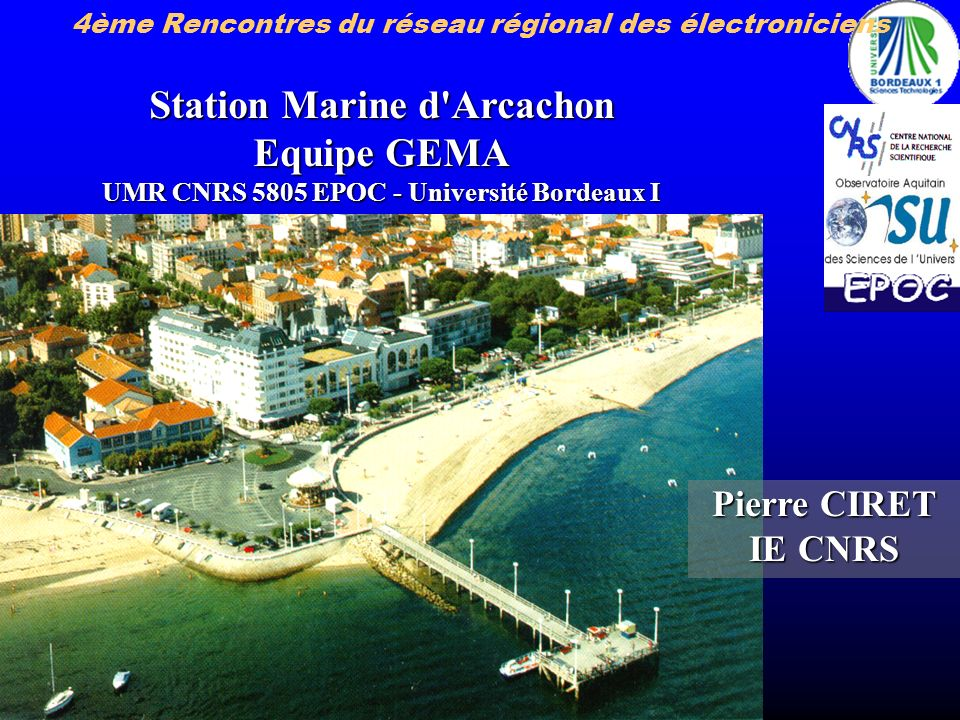 4ème Rencontres du réseau régional des électroniciens