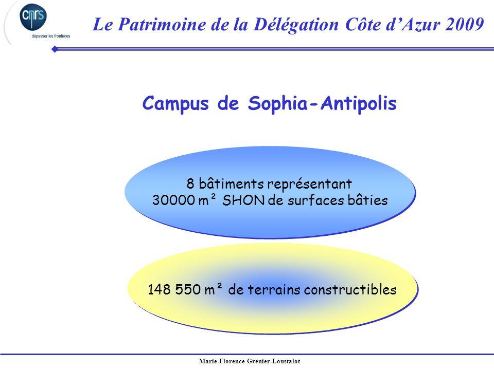 Le Patrimoine de la Délégation Côte d'Azur 2009