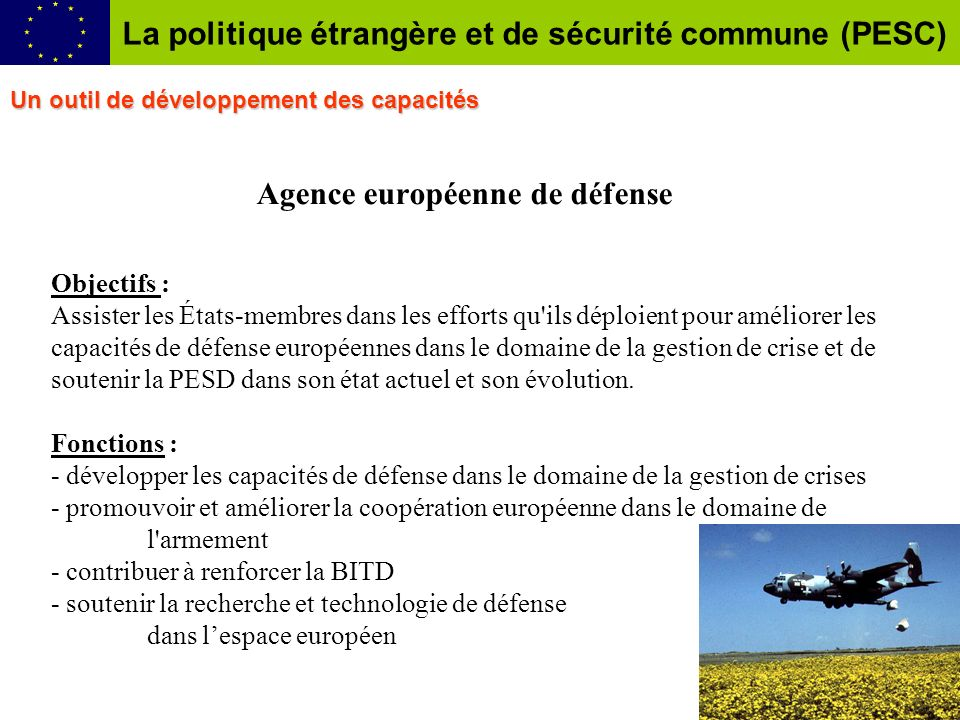 Agence européenne de défense