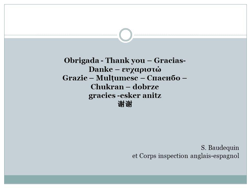 stage Options série L Espagnol 12/12/2011