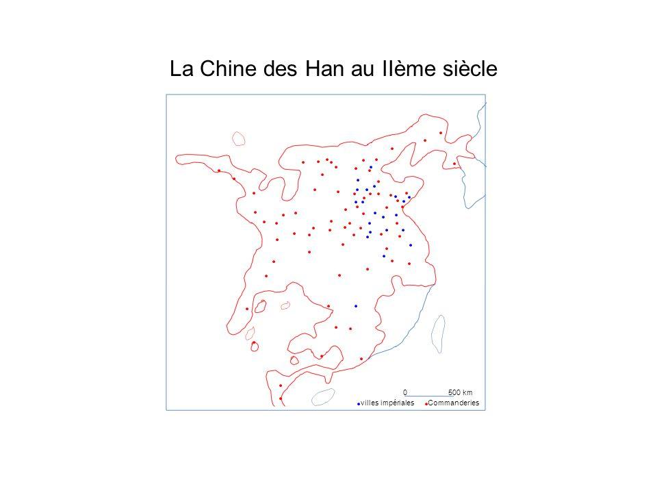 La Chine des Han au IIème siècle