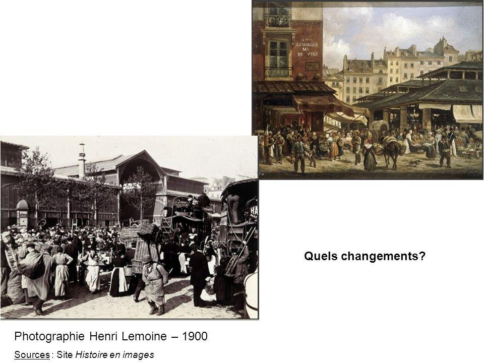 Photographie Henri Lemoine – 1900