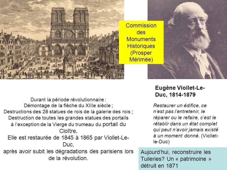 Commission des Monuments Historiques (Prosper Mérimée)