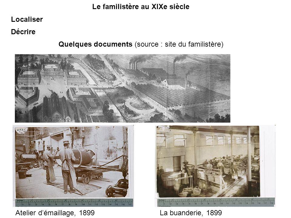 Le familistère au XIXe siècle